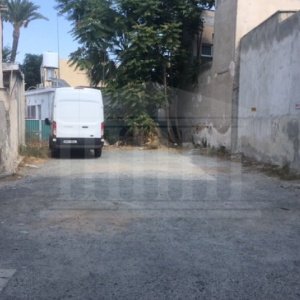 Residential Plot with building permits in Old Town center, Nicosia