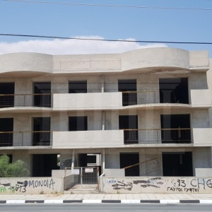 Semi-completed Block of Flats in Aradippou, Larnaka