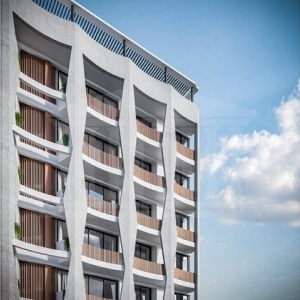 Residential Apartments in City Center, Nicosia