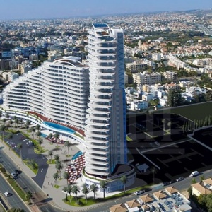 Penthouse Luxury Apartment in Limassol
